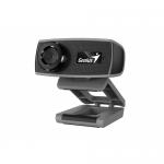 Camera Web Genius Facecam 1000X V2, Black