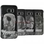 Capac de protectie Samsung Marvel Avengers Age Of Ultron pentru Galaxy S6, Clear