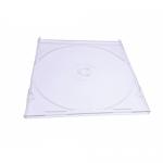 Carcasa DVD/CD Omega Clear Slim
