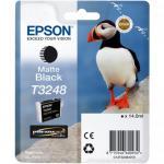 Cartus Cerneala Epson T3248 Matte Black C13T18024010