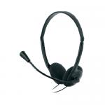 Casti cu microfon iBOX HPI 010MV, Black