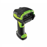 Cititor coduri de bare Zebra LI3608-ER, 1D, Bluetooth, Black-Green
