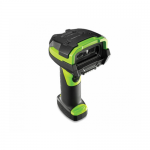 Cititor coduri de bare Zebra LI3608, USB, Black-Green