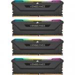 Kit Memorie Corsair Vengeance RGB PRO SL 64GB, DDR4-3200MHz, CL16, Quad Channel