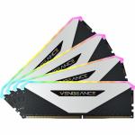 Kit Memorie Corsair Vengeance RGB RT 64GB, DDR4-3200MHz, CL16, Quad Channel