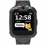Smartwatch Canyon Tony Kids Watch, 1.54inch, Curea Silicon, Black