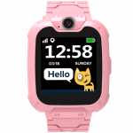 Smartwatch Canyon Tony Kids Watch, 1.54inch, Curea Silicon, Pink