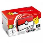 Conosla Nintendo New 2DS XL Pokeball Edition
