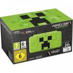 Consola Nintendo New 2DS XL Minecraft Creeper Edition + Joc Minecraft