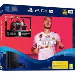 Consola Sony PlayStation 4 Pro, 1TB Black + FIFA 20