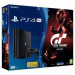 Consola Sony Playstation 4 Pro 1TB + Gran Turismo Sport