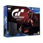 Consola Sony Playstation 4 Slim 1TB + Gran Turismo Sport