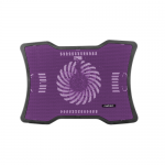 Cooler Pad Natec Macaw, 15.6inch, Purple