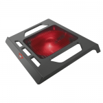 Cooler Pad Trust GXT 220 Red LED, 17.3inch, Black