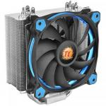 Cooler Procesor Thermaltake Riing Silent 12, Blue LED, 120mm