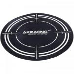 Covor scaun gaming AKRACING Floormat, Black