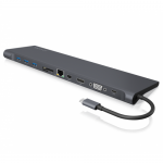 Docking Station Raidsonic IcyBox, Grey