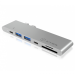 Docking Station Raidsonic IcyBox, Silver