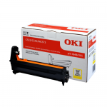 Drum Unit Oki 46484105 C532 30K Yellow