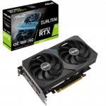 Placa video ASUS nVidia GeForce RTX 3060 Ti Dual MINI OC LHR 8GB, GDDR6, 256bit