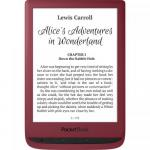 Ebook Reader PocketBook Touch Lux 5, 6inch, 8GB, Ruby Red