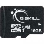 Memory Card microSDHC G.Skill 16GB, Class 10, UHS-I U1