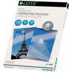 Folie pentru laminare la cald Leitz iLAM UDT A4, 100 microni, 100buc/set