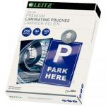Folie pentru laminare la cald Leitz iLAM UDT A4, 250 microni, 100buc/set