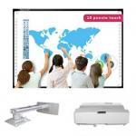Pachet interactiv IQboard Foundation UST 87inch Innovative Teaching
