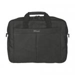 Geanta Trust Primo Carry pentru laptop de 16inch, Black