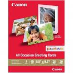 Greeting Card Canon GCP101 10x15