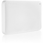Hard disk extern Toshiba Canvio Ready, 500GB, USB 3.0, 2.5inch, White