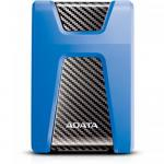 Hard disk portabil ADATA DashDrive Durable HD650 1TB, USB 3.0, 2.5inch, Blue