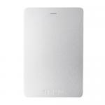 Hard Disk portabil Toshiba Canvio Alu 1TB, USB 3.0, 2.5inch, Silver