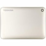 Hard disk portabil Toshiba Canvio Connect II, 500GB, USB 3.0, 2.5inch, Gold