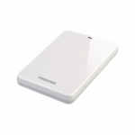 Hard disk portabil Toshiba Canvio Connect II, 500GB,  USB 3.0, 2.5inch, White