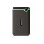 Hard Disk Portabil Transcend StoreJet 25M3S Slim 1TB, USB 3.1, 2.5inch, Iron Gray