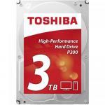 Hard Disk Toshiba P300 3TB, SATA3, 3.5inch, Bulk