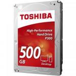 Hard Disk Toshiba P300 500GB, SATA3, 64MB, 3.5inch
