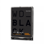 Hard Disk Western Digital Black Performance Mobile 500GB, SATA3, 2.5inch, Bulk
