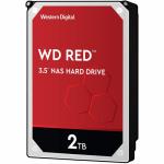 Hard disk Western Digital Red, 2TB, SATA3, 256MB, 3.5inch