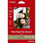 Hartie Photo Canon PP-201 5x7 inch, 20 sheets