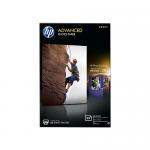 HP Advanced Glossy Photo Paper-25sht borderless