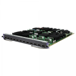 HP FlexFabric 12900 12-port 40GbE QSFP+ EC Module