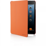 Husa/Stand Modecom California Casual pentru Apple iPad 2 si IPad 3, Orange