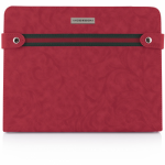 Husa/Stand Modecom California Young pentru Apple iPad 2, iPad 3, Red