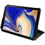 Husa/Stand protectie Book Cover pentru pentru Galaxy Tab S4 de 10.5inch, Black