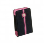 Husa Wenger MAYA pentru camera foto compacta, Black-Pink
