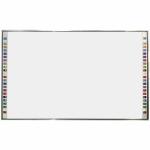Tabla interactiva Evoboard IB-95Q6, Diagonala 95inch, Software Limba Romana, 10 puncte Multi-Touch, Multi-User