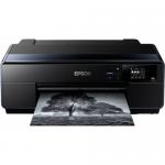 Imprimanta Inkjet Color Epson SureColor SC-P600, Black